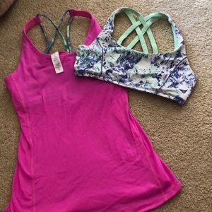 Work out bundle from Ivivva!